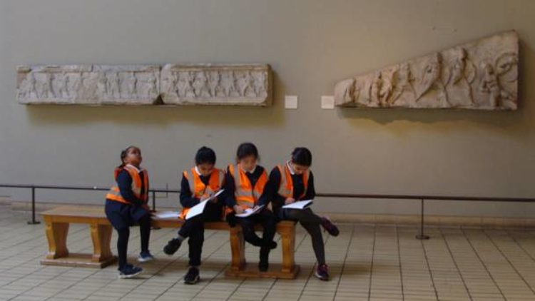 7th March 2016:  British Museum – Year 4