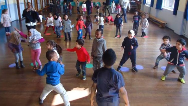 18th March 2016: EYFS Sports Relief event