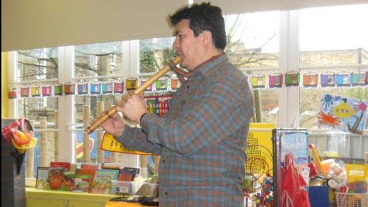 17th March 2016:  Music from Ecuador – Reception