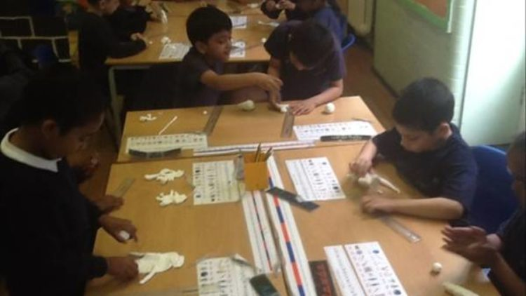 8th July 2016:  Maths in Year 1