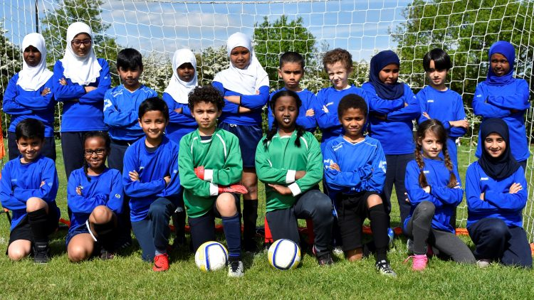 Year 3/4 football competition