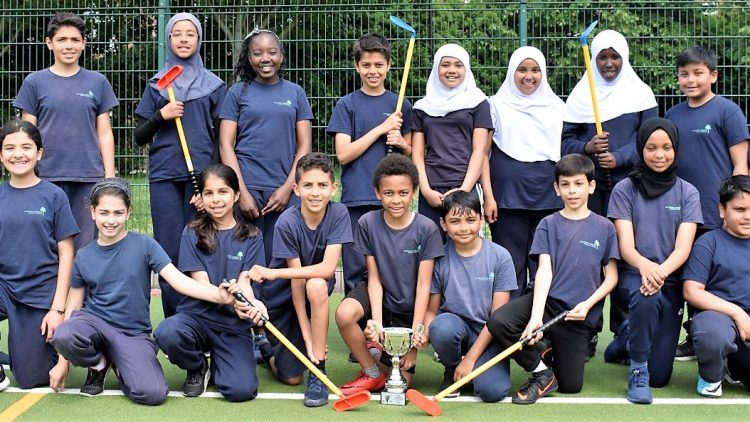 Year 6 golf competition