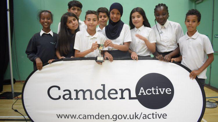 Camden Active Schools Awards