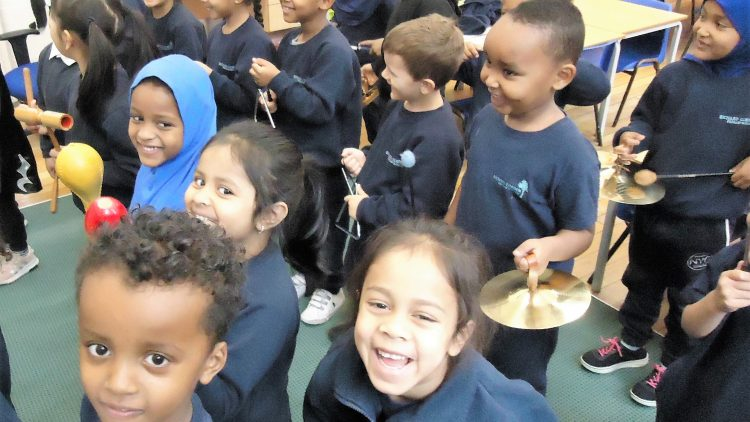 Exploring duration  – Year 1 Music