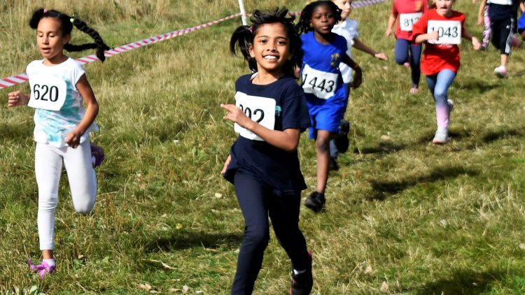 Cross country competition – KS2