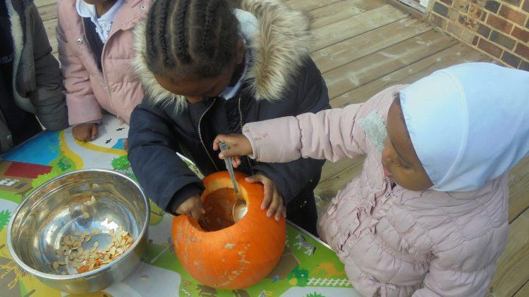 Pumpkin Pie Cafe – Reception Ash