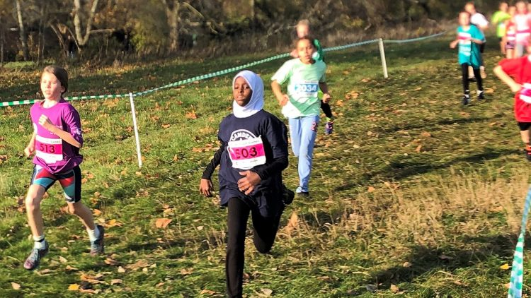London Youth Games Cross Country Competition