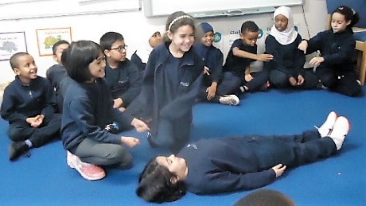 Ancient Egyptian workshop – Year 3