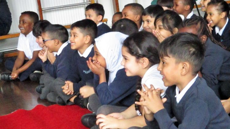 Road safety workshop – Year 1