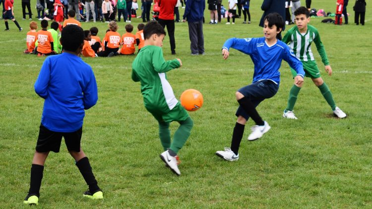 Football tournament – Year 3 and 4