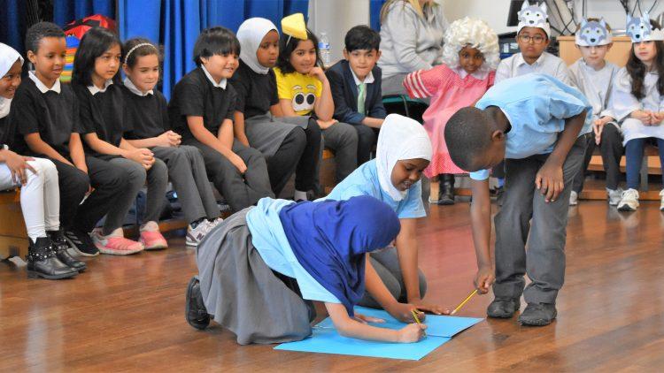 3 Rowan's fairy-tale assembly