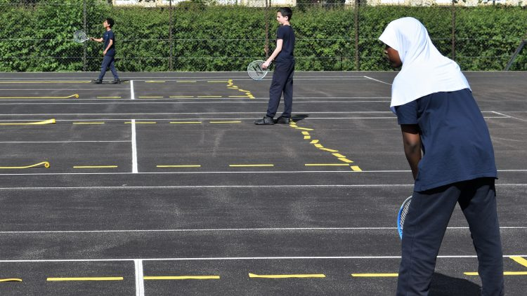 Tennis finals