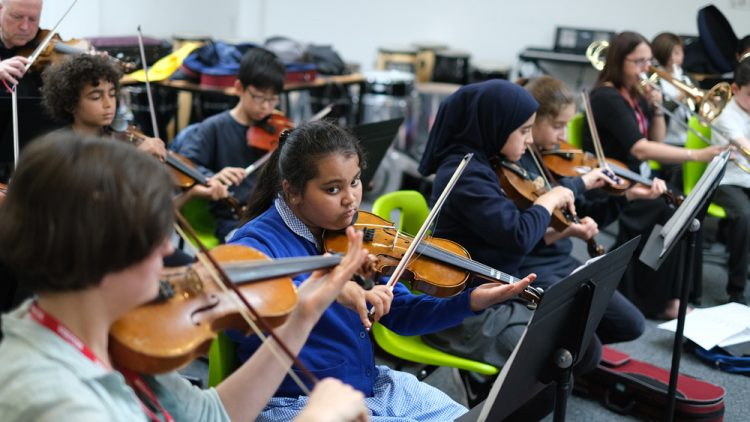 Somers Town Sinfonia