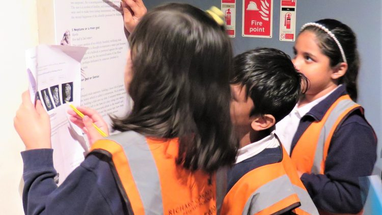 The Romans at the Museum of London – Year 4