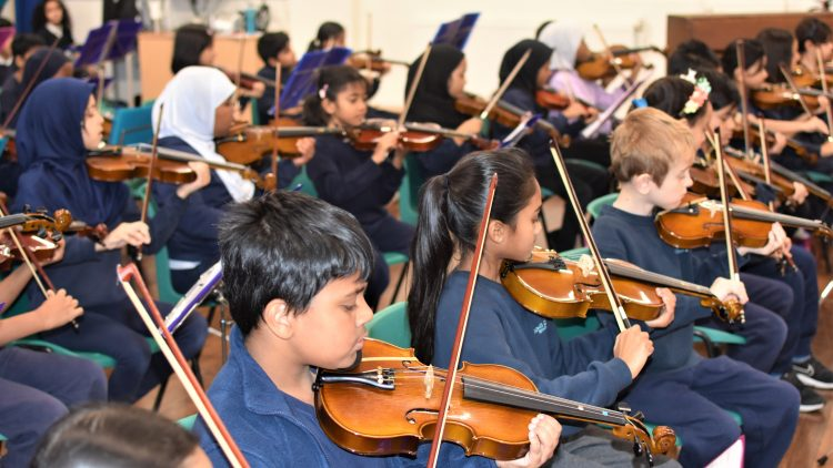 Autumn concerts – Year 4 and 5
