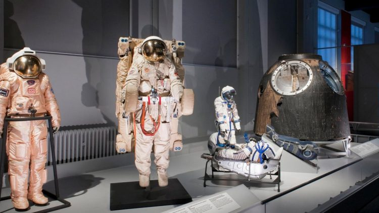 Space – Year 5 at the Science Museum
