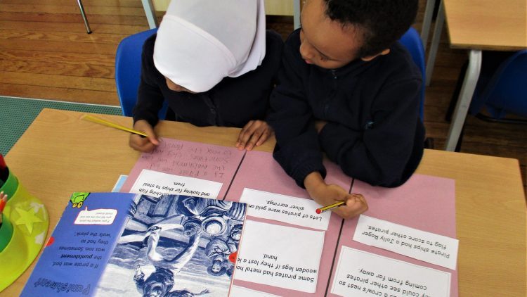 Research for writing – Year 1