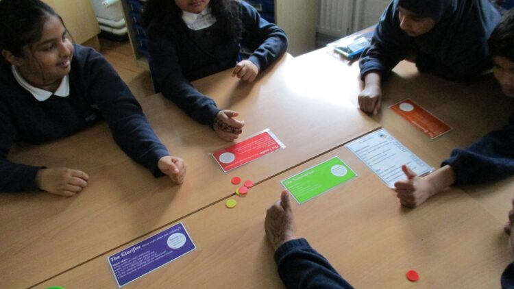 Year 5: Talk for Learning