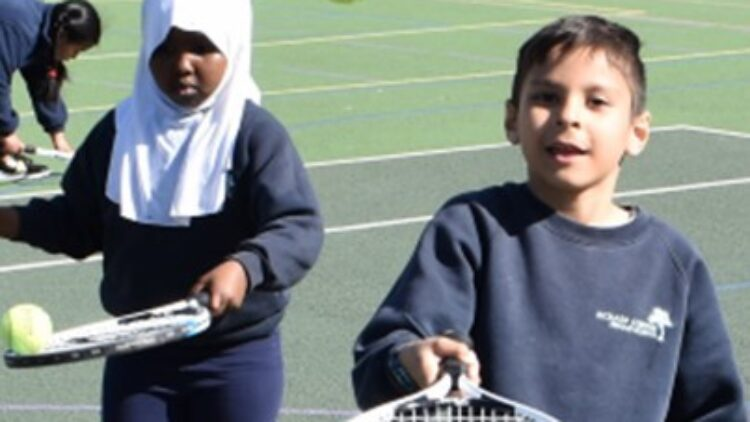 Year 2—Future Tennis Champions