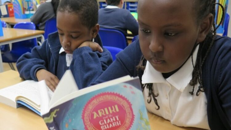 Year 3: Young Readers Programme