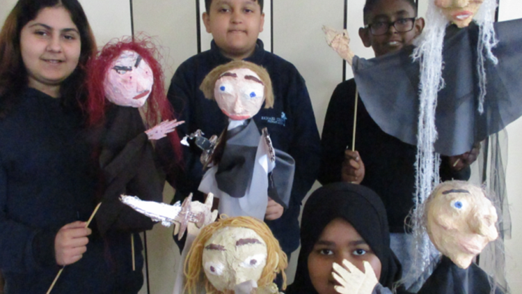 Year 6: The Story of Macbeth