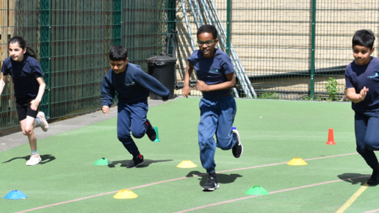 Year 3 and 4: Quad Kids Competition