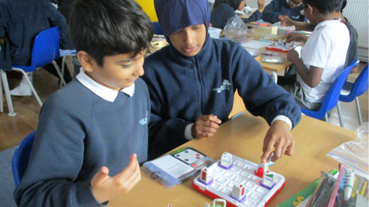 Science Week with Crick-Year 6